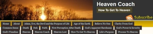 heaven coach front page how to get to heaven